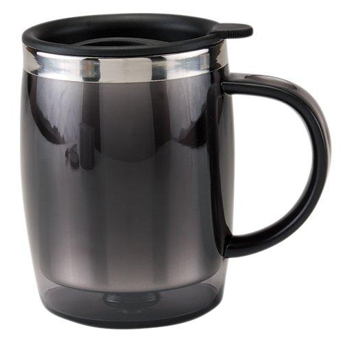 Taza Térmica Burgos Negro