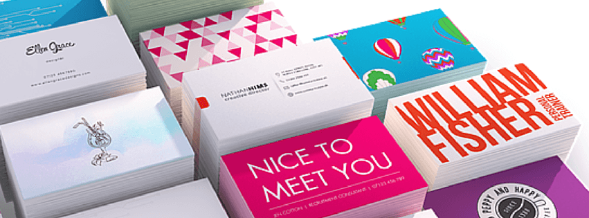 Aumenta tu popularidad profesional con tarjetas de presentación