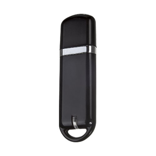 USB Promocional Storage 8 GB Negro