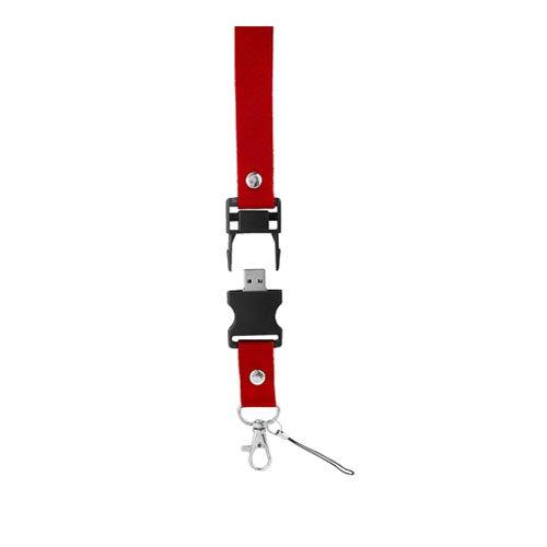 USB Promocional OMI de 4 GB Rojo