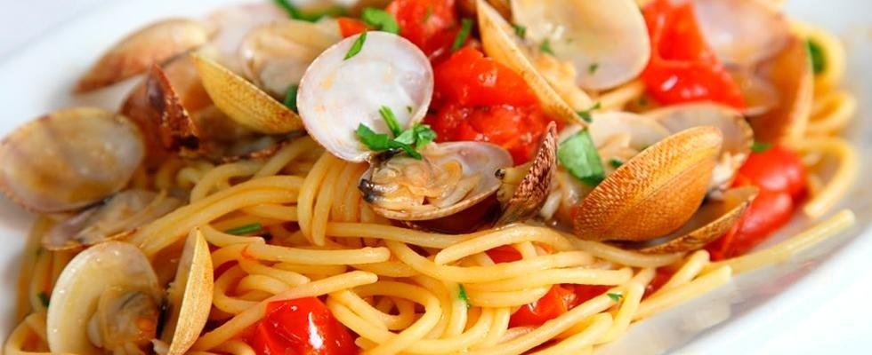 Spaghetteria con specialità di pesce