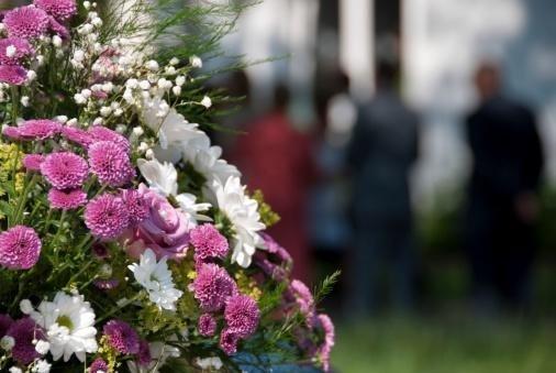 fiori funerale