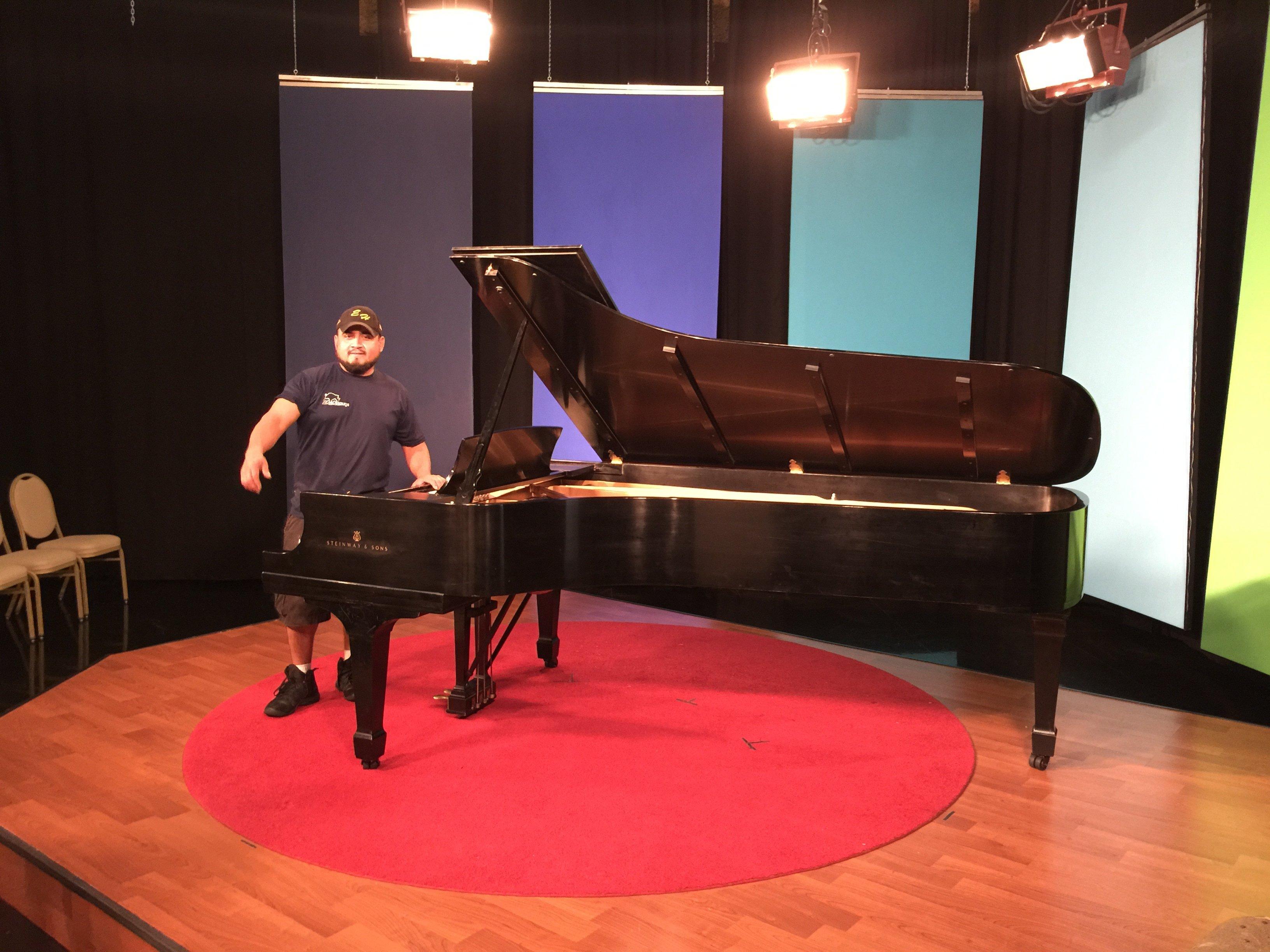 Piano Movers Charlotte, NC