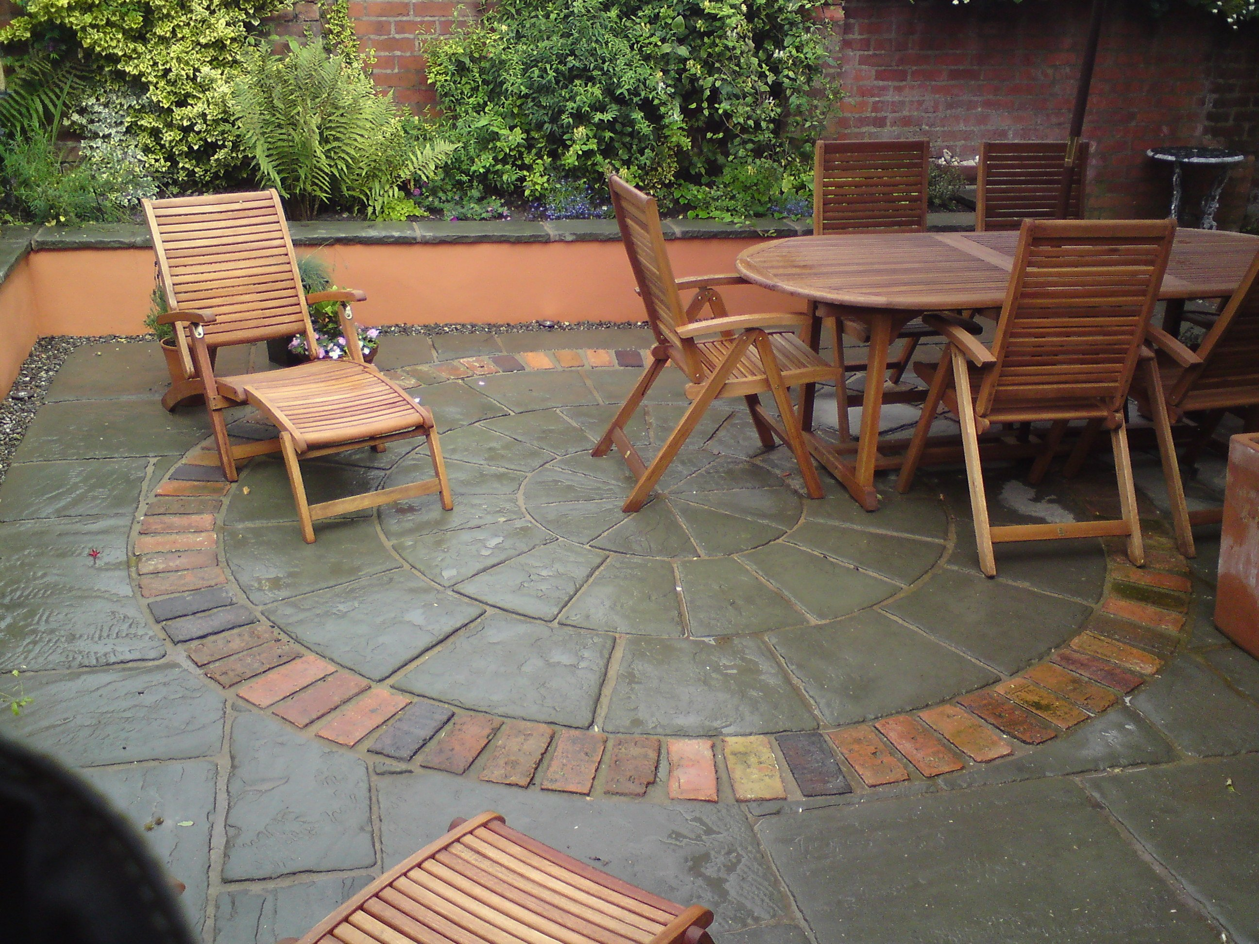 Decking and patios