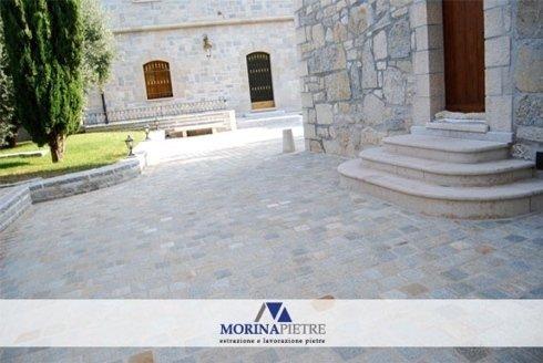 Bagno In Pietra Di Luserna : Rivestimenti e pavimenti in pietra di luserna torino bibiana
