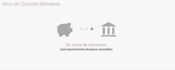 capture écran factomos ajouter compte bancaire