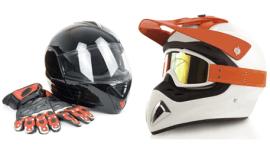 vendita caschi moto