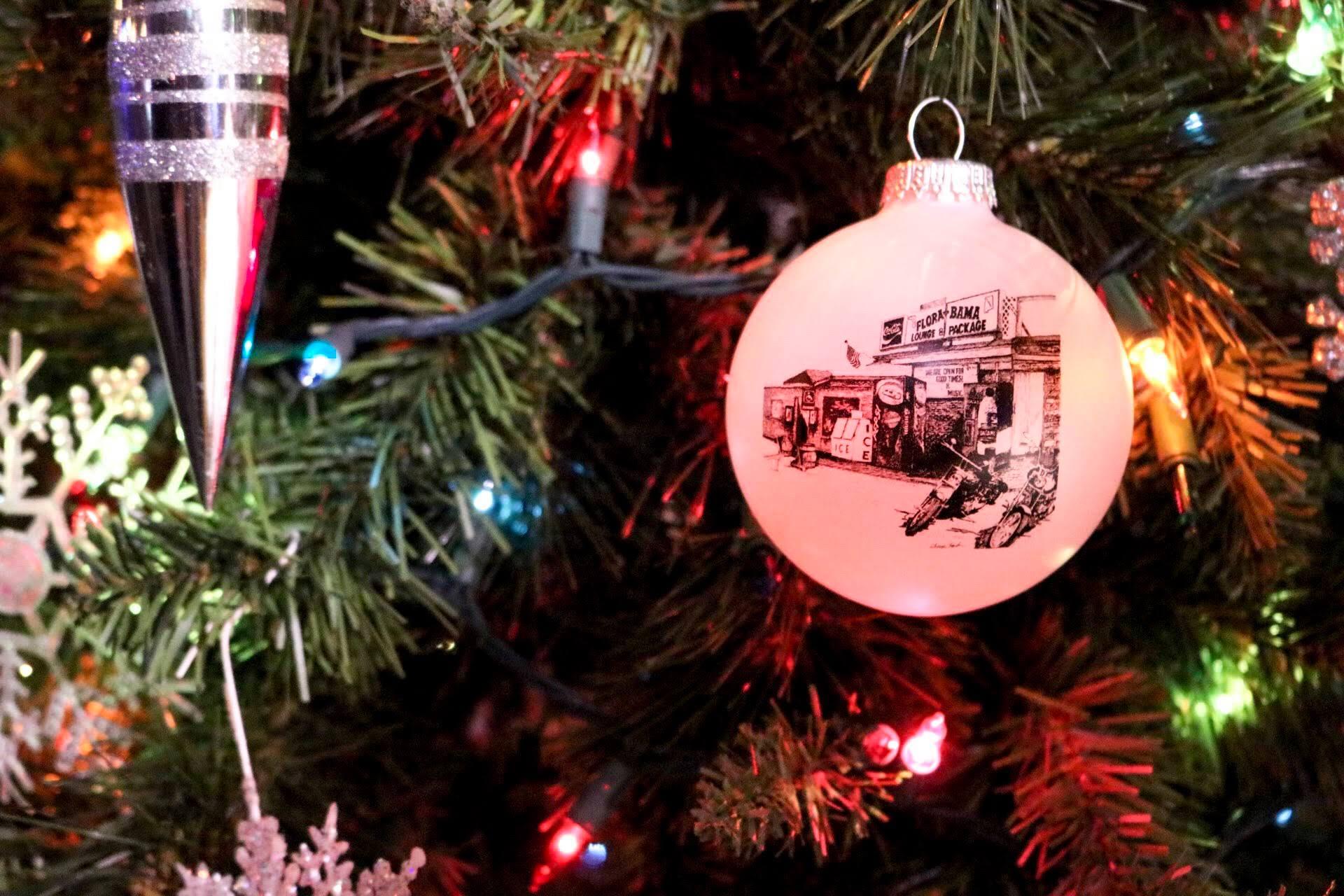 Christmas Potluck.Flora Bama Christmas Potluck