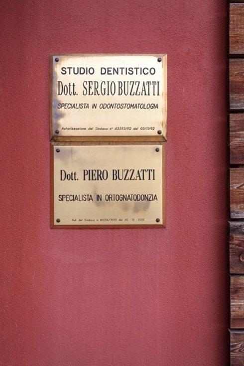 Il personale dello Studio Dentistico Buzzatti presta il proprio intervento in tutte le branche della medicina dentistica.