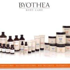 Byothea linea corpo