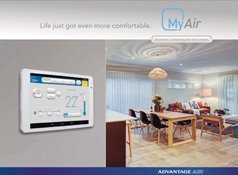 advantage air myair brouchure cover