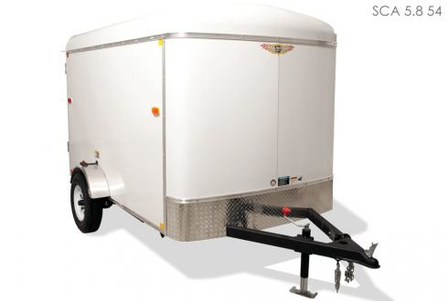 CA Series 4 & 5 Wide Single Axle Cargo