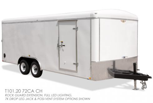 Kansas Enclosed Trailer Dealer