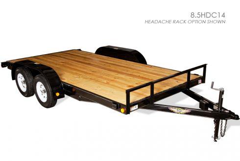 H&H HDC C Series Car Hauler Trailer
