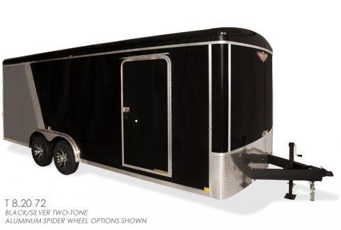 Topline Series Tandem Axle Cargo Trailer
