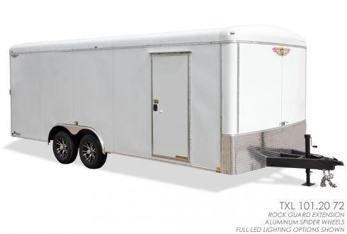 XL Series Tandem Axle Cargo Trailer