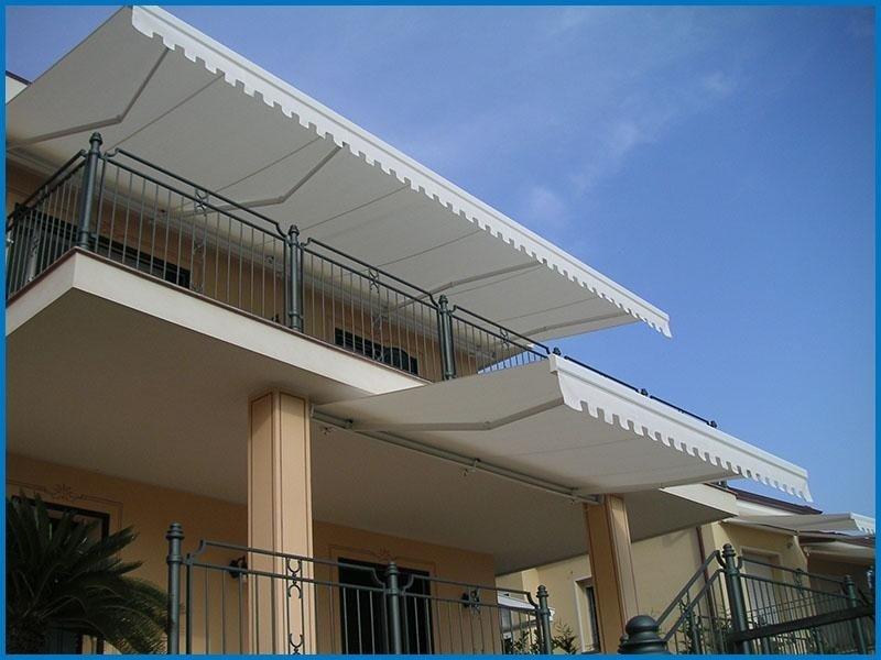 Tende per abitazioni private