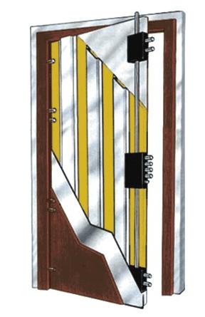 Serrande e porte da garage