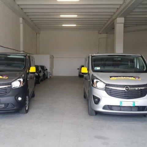 Parcheggio coperto porto di Savona