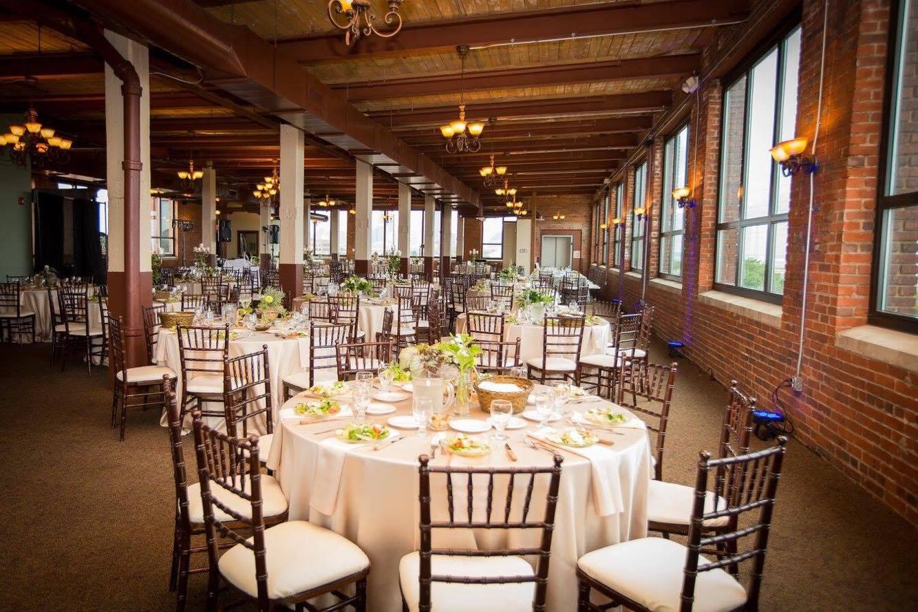 Coyne Catering Ariel International Center Wedding Venue Gay