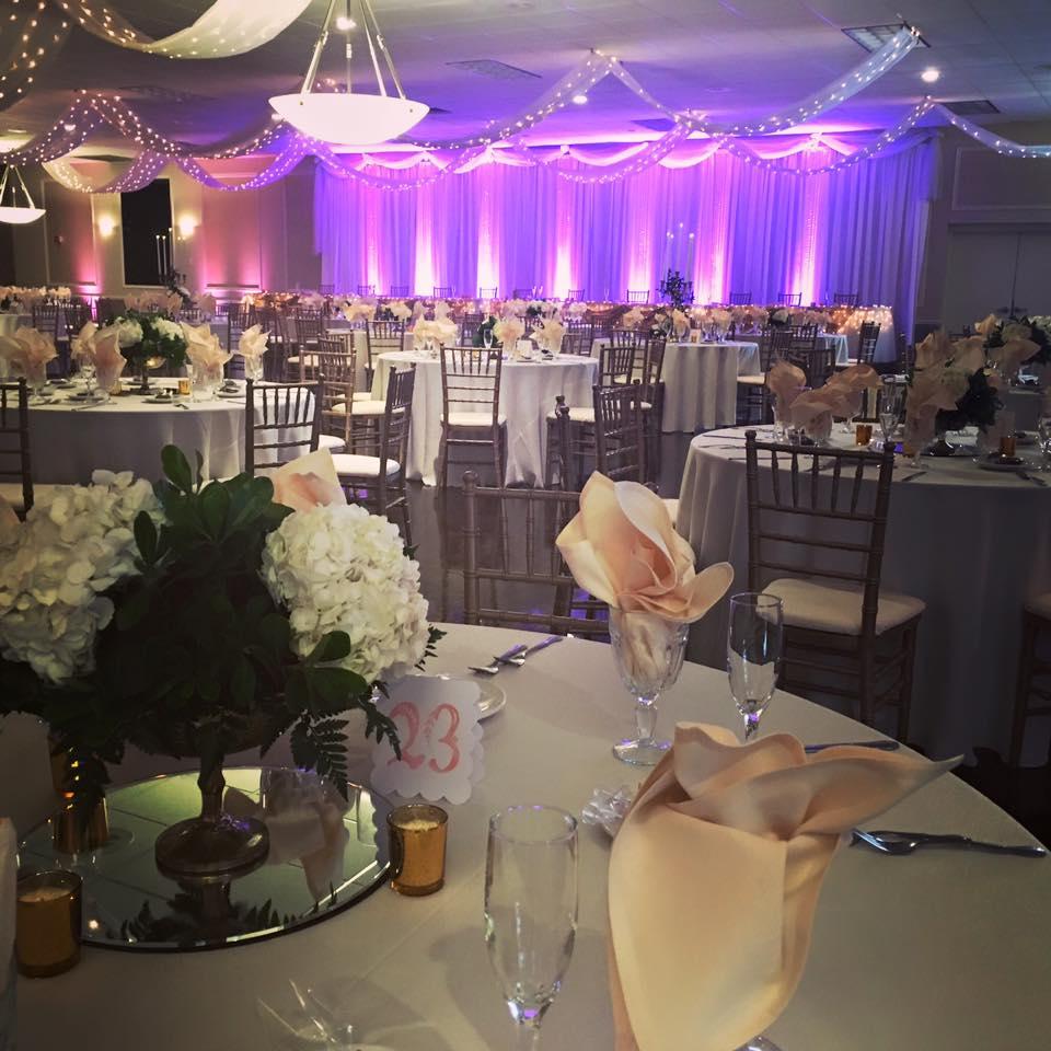 Coyne Catering St Demetrios Cultural Center Wedding Venue