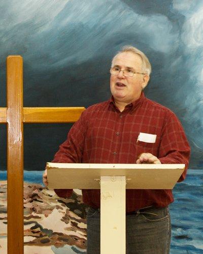 Pastor Jack Goss