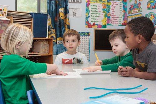part time preschool