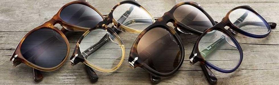 occhiali metallo
