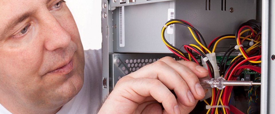 A PC repairman
