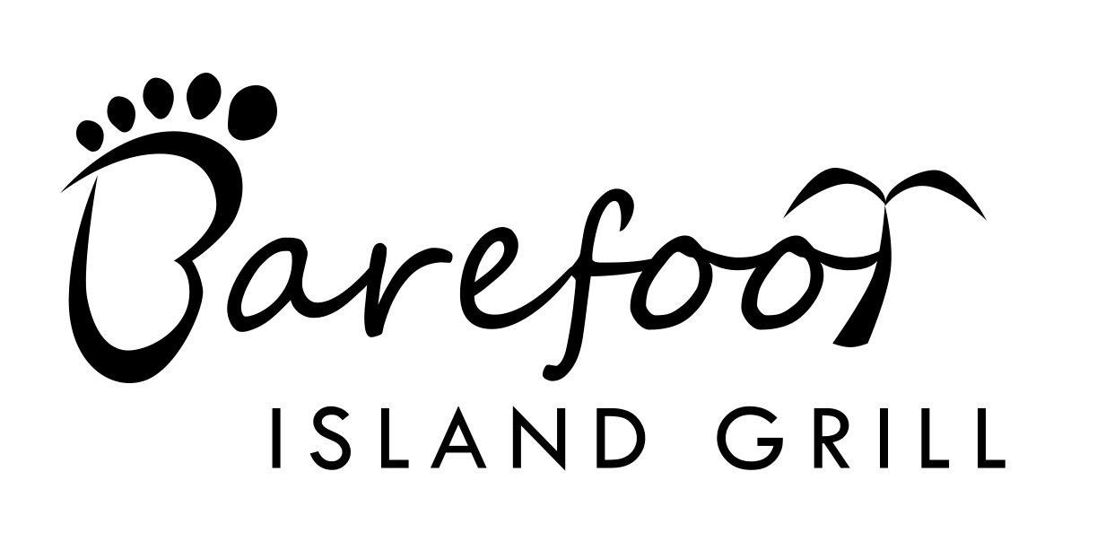 Barefoot Island Grill logo