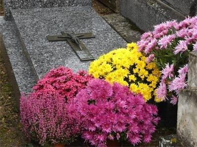 fiorai e funerali