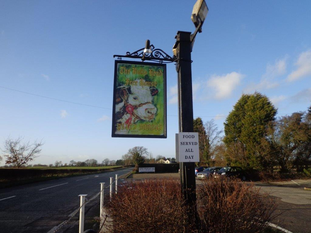 the pub banner