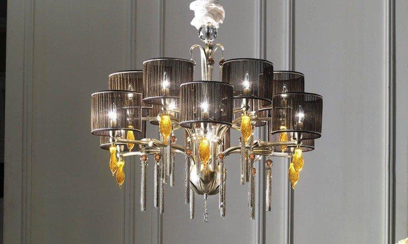 Lampadari su misura firenze euro lamp art