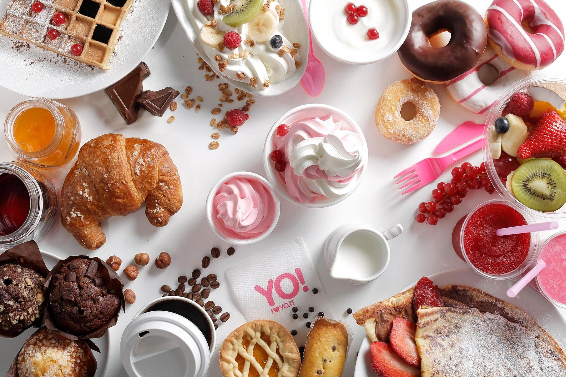 diversi tipi di dolce