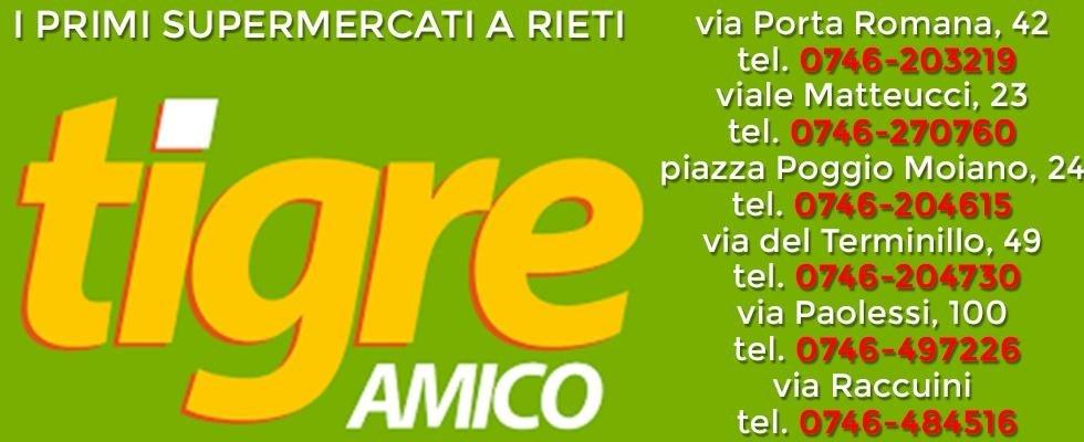 Supermercati tigre Amico, Rieti