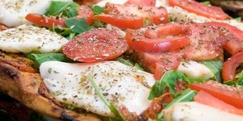 spianata maxi pizza