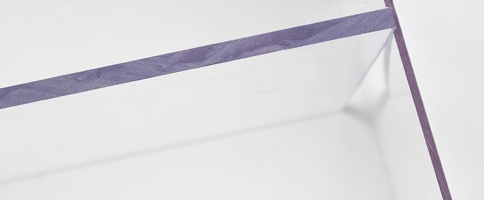 pannello in policarbonato compatto