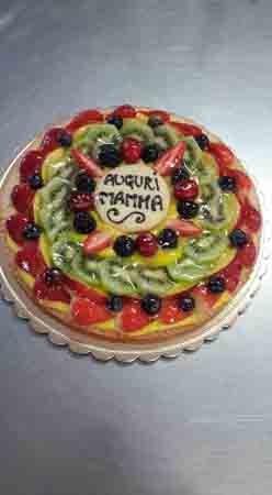 torta alla frutta per la festa della mamma