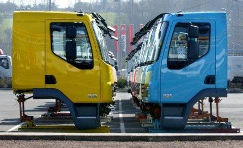 personalizzazione veicoli industriali