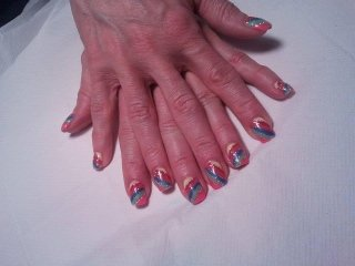 Ricopertura unghie