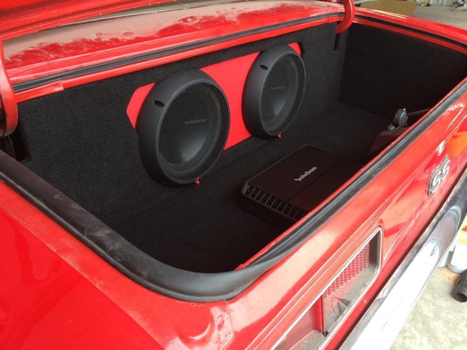 car audio Midland, TX
