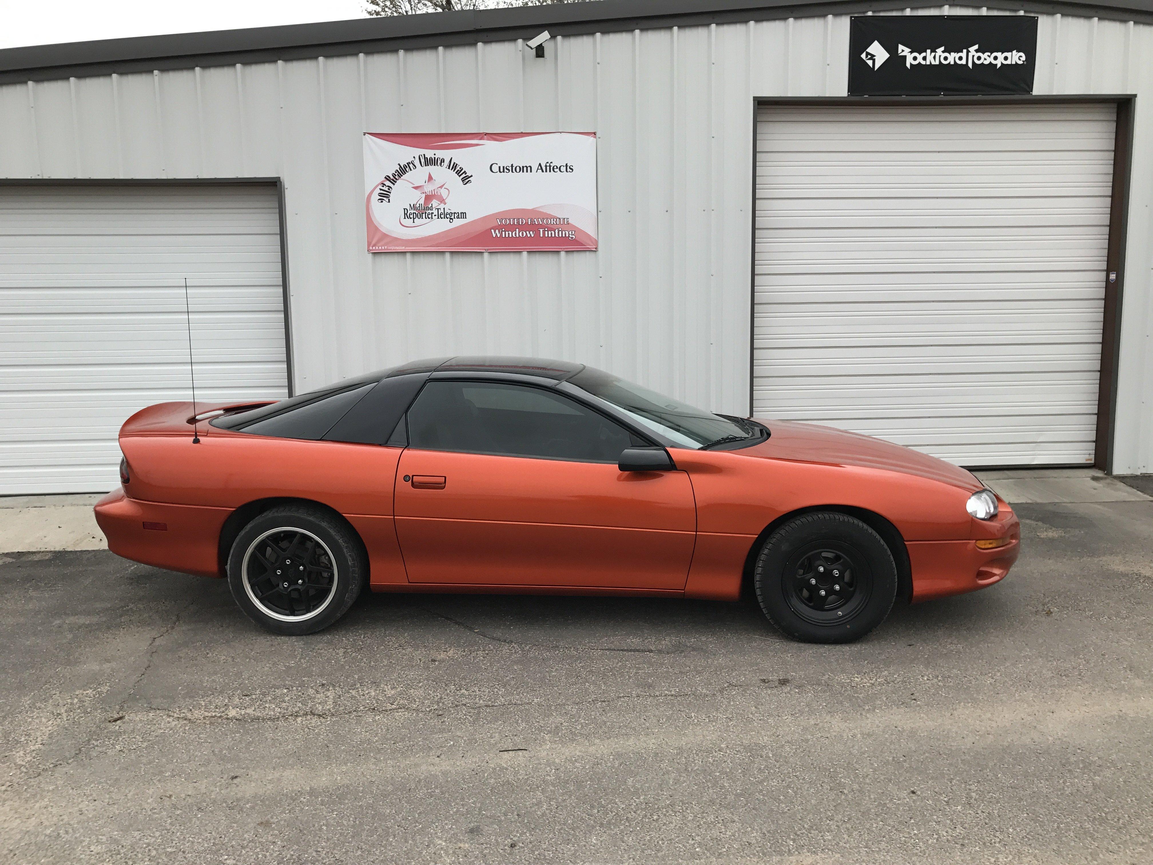 car window tinting Midland, TX