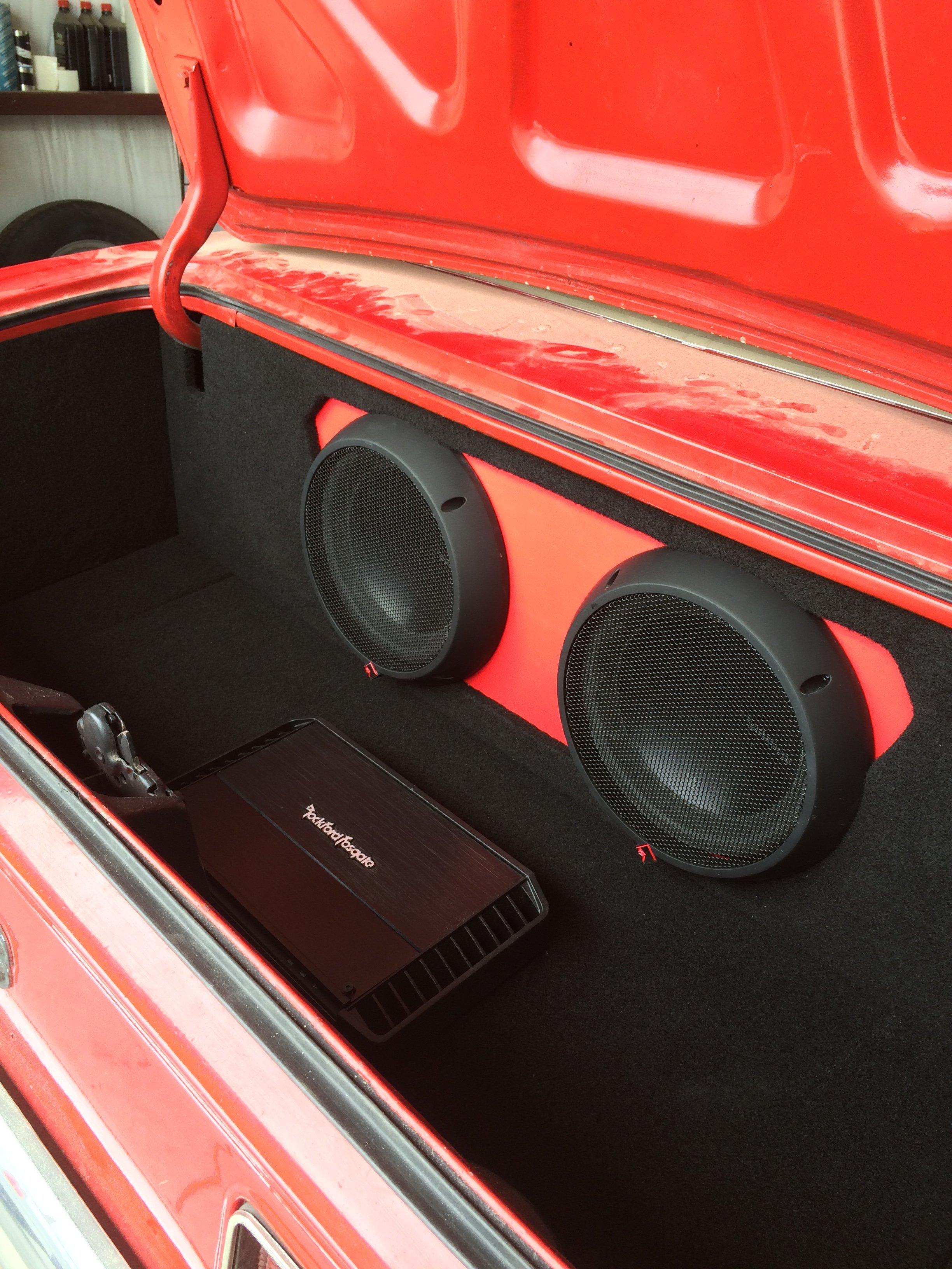 car stereo system Midland, TX
