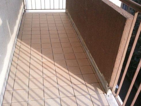 Intervento di riqualificazione terrazzo