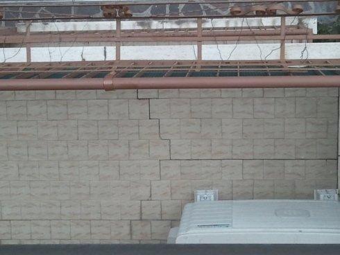 Interventi di restauro terrazze