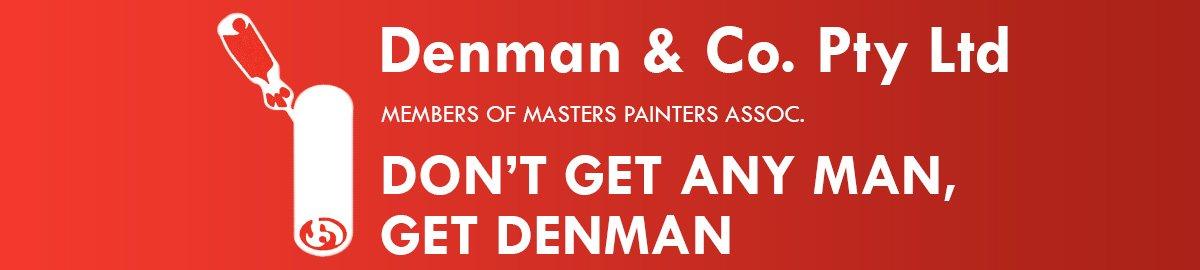 denman and co logo