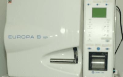 autoclave sterilizzatrice