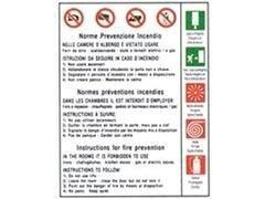 Norme prevenzione incendio
