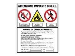 Attenzione impianto di GPL