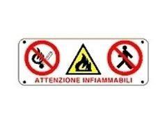 Attenzione infiammabile